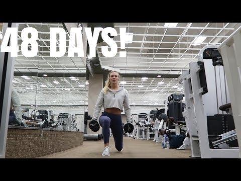 Leg workout | BIKINI PREP