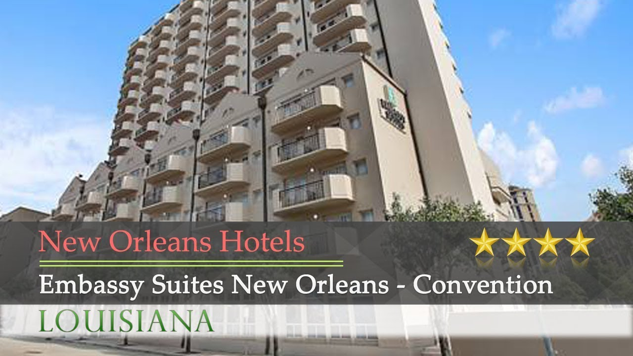 Hotels In Convention Center New Orleans
