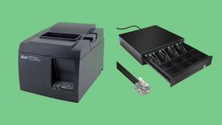Setting Up your Cash Drawer for the Star TSP100 LAN and PC | Vend U
