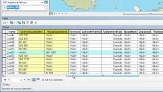 VRP - Алгоритм для расчета грузоперевозок в Network Analyst(, 2011-12-14T12:16:29.000Z)
