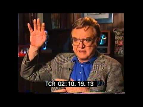 My interview with Steve Allen - 1999