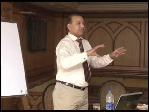 Shyamal Ranjan Sinha an Expert GANN ANALYST introductory Seminar (Mumbai) Part 1