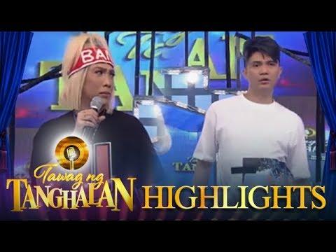 Tawag ng Tanghalan: Vhong dances after disclosing Vice Ganda's tactics