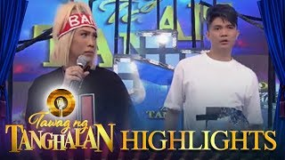 Tawag ng Tanghalan: Vhong dances after disclosing Vice Ganda's tactics