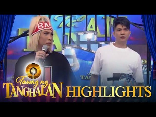 Tawag ng Tanghalan: Vhong dances after disclosing Vice Gandas tactics