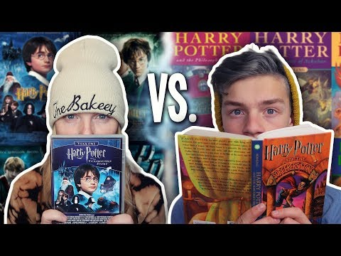 Types of Potterheads! ft. TheBakeey (Harry Potter skit/sketch)