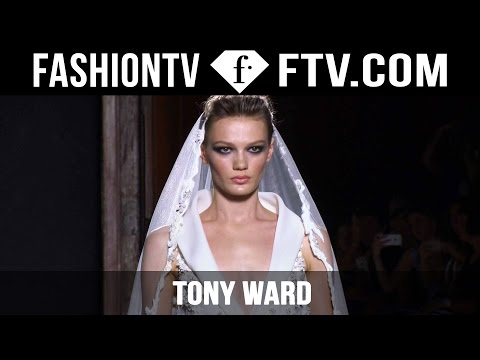 Tony Ward Show | Paris Haute Couture Fall/Winter 2015/16 | FashionTV
