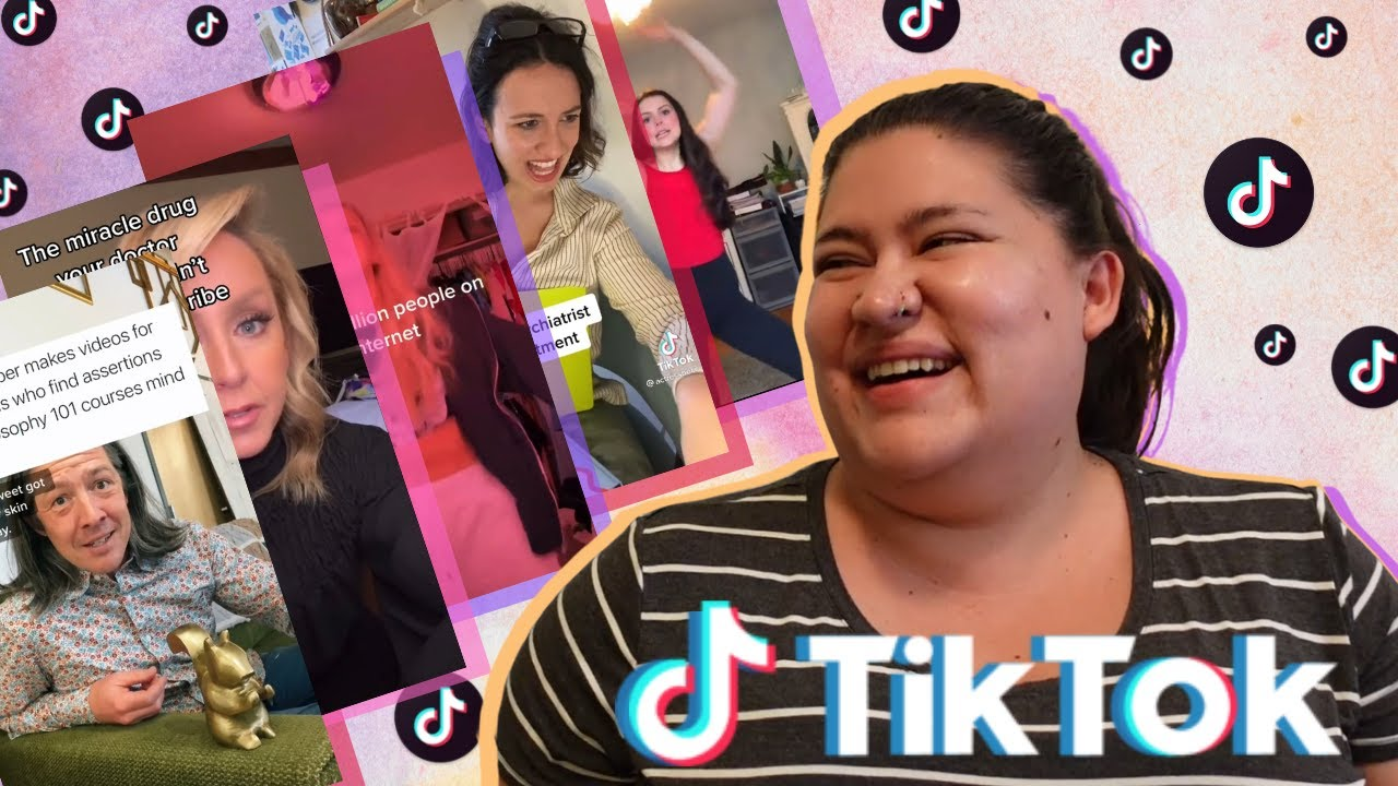 Therapist Reacts: TikToks On My For You Page!