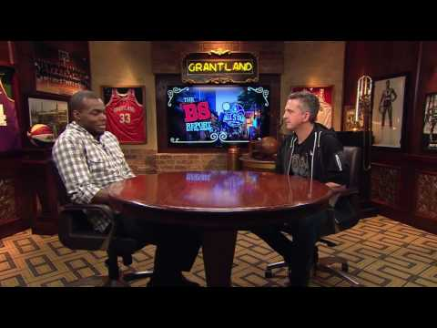 Paul Millsap and Bill Simmons | 2014 NBA All-Star Weekend B.S Report Special