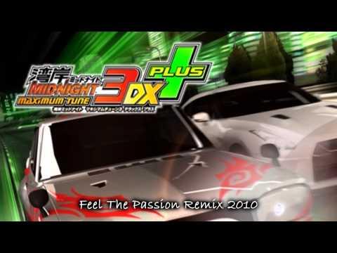 Feel The Passion Remix 2010 - Wangan Midnight Maximum Tune 3DX+ Soundtrack