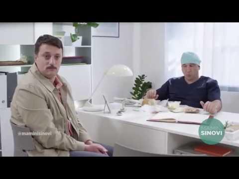 Mamini sinovi -  BTS: Andrija i Jezda pokusavaju da snime scenu