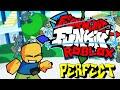 Friday Night Funkin' - Perfect Combo - VS Noob REMASTERED (Demo) Mod + Cutscenes [HARD]