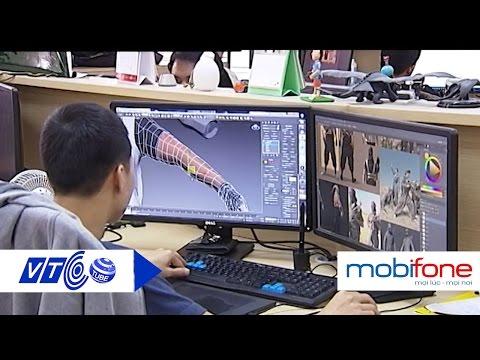 Bài toàn hóc búa phát triển game online giáo dục   VTC