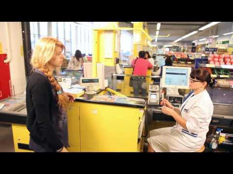 Порядок обслуживания покупателей в торговом центре ООО МЕТРО Кэш энд Кэрри