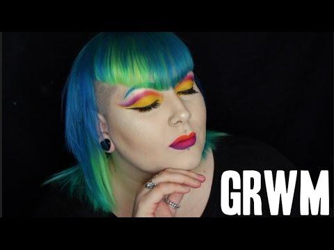 GRWM Cutting My Own Hair