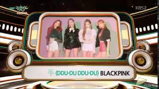 180720 Music Bank 1st place nominees - TWICE (트와이스) vs BLACKPINK (블랙핑크)