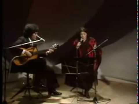 """Mercedes Sosa """"Acústico en Suiza"""" (1980) completo full concert"""