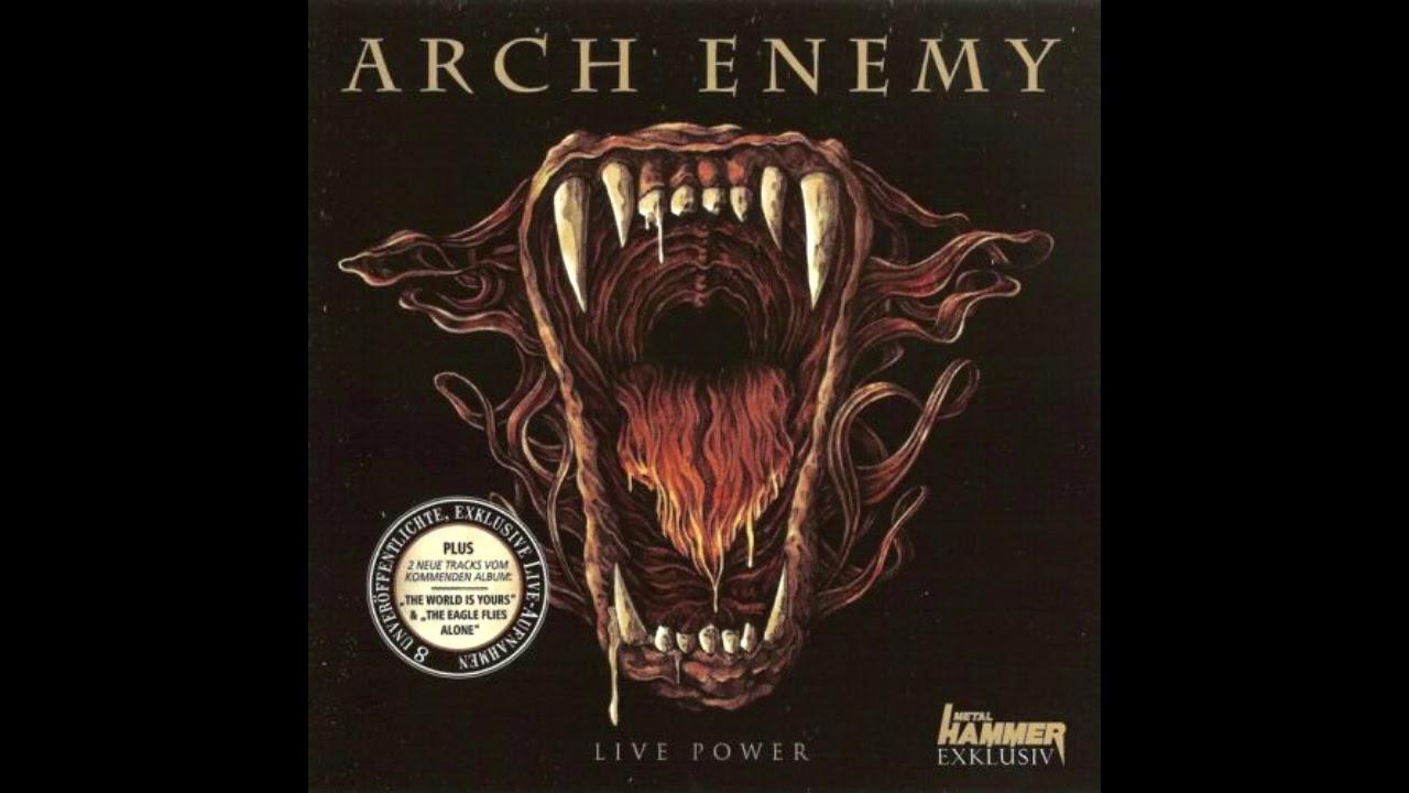 Arch Enemy - Live Power 2017 [Full Album] - YouTube