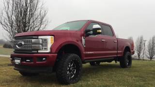 2017 f250 vs 2016 chevy 2500hd