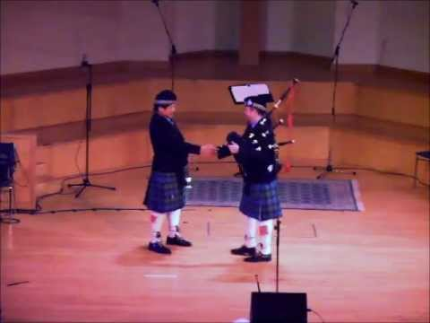 Suona vs Bagpipes.wmv