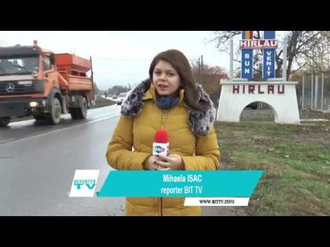 REPORTER TV - HÎRLĂU - ORAȘ ISTORIC ÎN CAUTAREA VIITORULUI