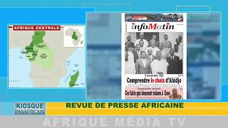 KIOSQUE PANAFRICAIN DU 15 10 2019