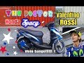 Review Honda Spacy  special edition Valentino Rossi