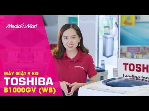 Máy giặt 9 Kg Toshiba B1000GV