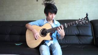 Sungha Jung) I Remember You   Sungha Jung Acoustic Tabs Guitar Pro 6