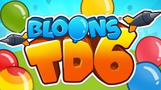 Bloons Tower Defence 6 | *NEW BTD GAME* -