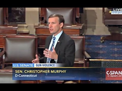 Democrats Filibuster For Gun Reform