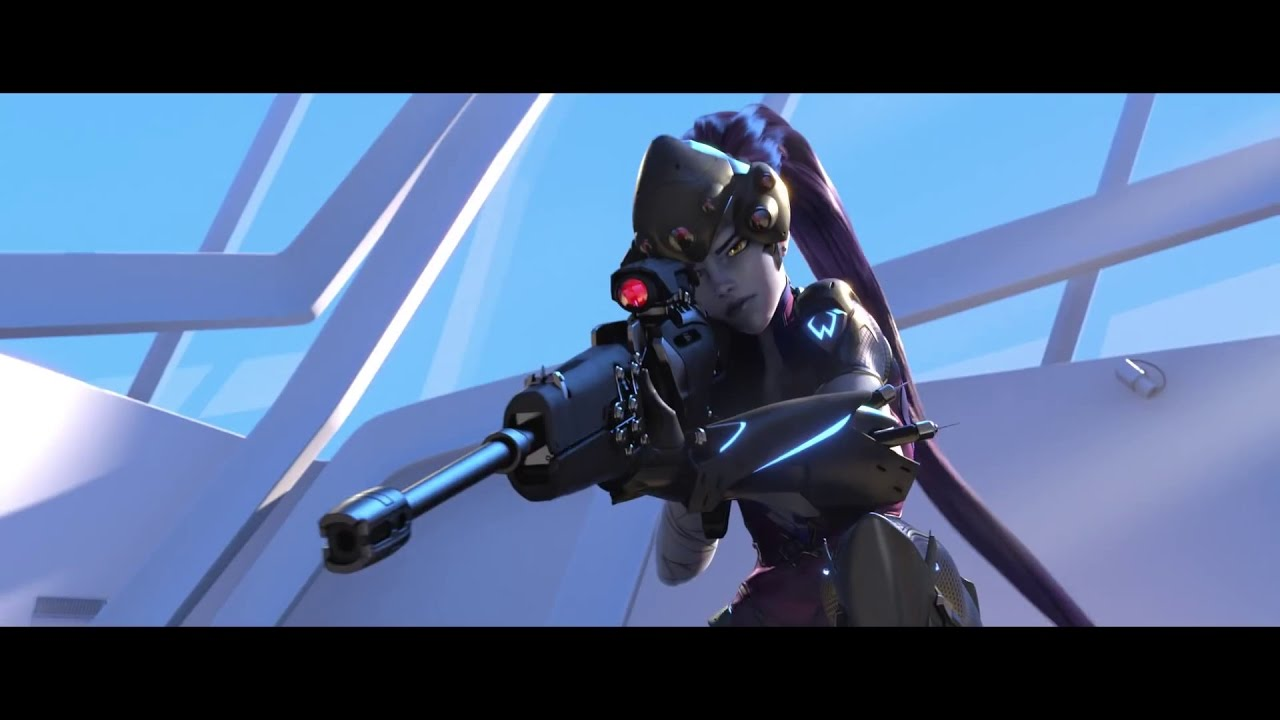Widowmaker Montage Stronger Youtube