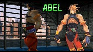 Battle Arena Toshinden 3 - Abel playthrough