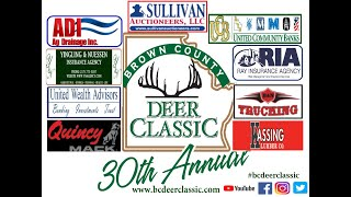 Part 1 - OVERVIEW OF THE 2020 BROWN COUNTY DEER CLASSIC ONLINE EVENT