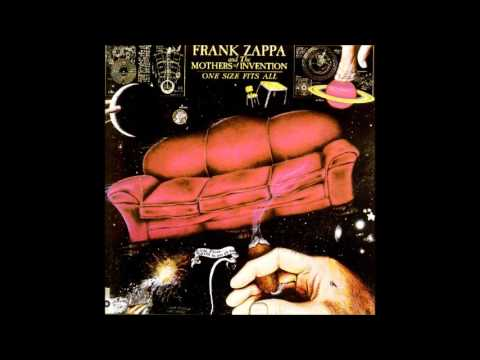 Frank Zappa  One Size Fits All 1975