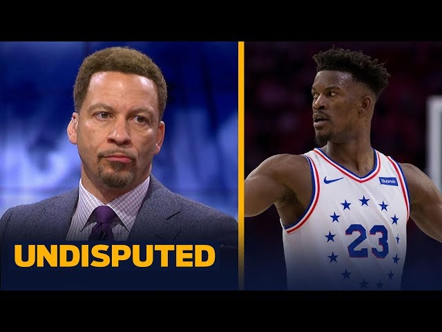 Jimmy Butler potentially going to the Rockets is 'foolish' — Chris Broussard | NBA | UNDISPUTED