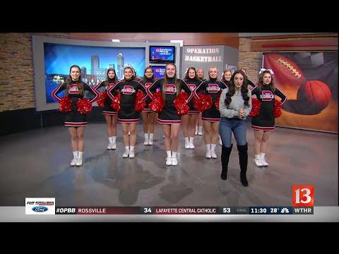 Cheerleaders of the Week: Blackford High School