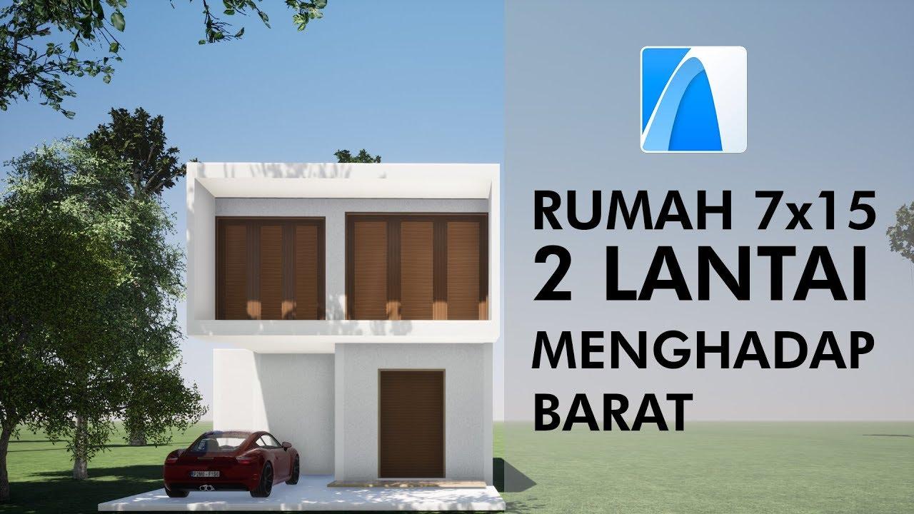 TUTORIAL ARCHICAD 23 - RUMAH 2 LANTAI (BAHASA INDONESIA)