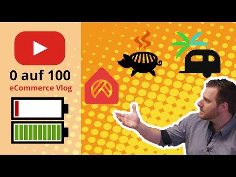 tricoma Vlog #14: CI Konzept für die Onlineshops - Vergleich zu vor 2 Monaten