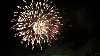 Drayton Manor Fireworks 2009