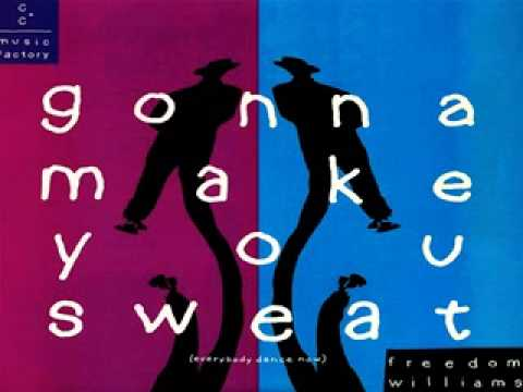 C & C Music Factory - Gonna Make You Sweat (Everybody Dance Now)[The Slammin' Vocal Club Mix]