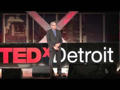 Changing How We Think About Transportation | Paul Elio | TEDxDetroit