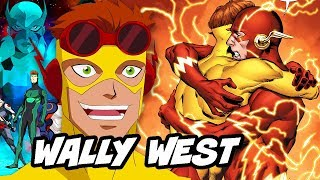 Young Justice Season 3 Wally West Scene - Young Justice The Flash Rebirth Explained