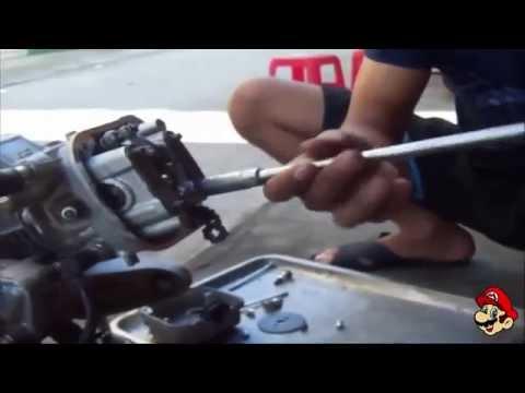 Cách Tháo Động Cơ Xe Máy Honda Airblade-  Toàn An Đồng - HP