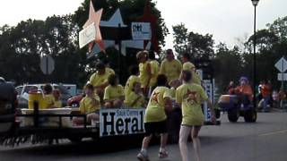 Star Publications Float At Sinclair Lewis Days Parade