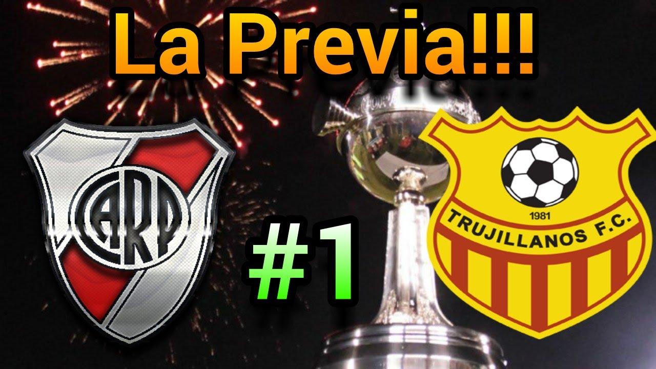 River Plate 4-0 Trujillanos|La Mística Coopera Intacta