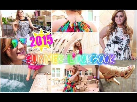 END OF SUMMER CURVY GIRL LOOKBOOK 2015 Plus Size