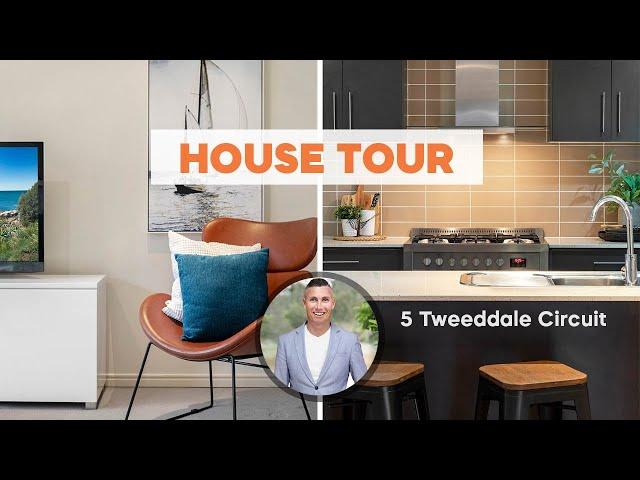 HOUSE TOUR   5 Tweeddale Circuit Drewvale   CHRIS GILMOUR