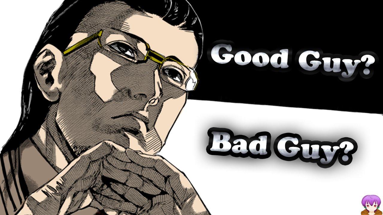 What If Matsuri Washuu Was A Good Guy Tokyo Ghoul Re Youtube