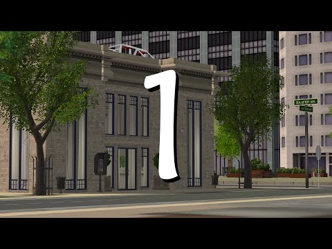 The Sims 2 - Downtown - Maple Springs Pool and Spa - Part 1